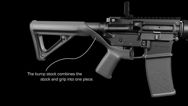 Watch and share How It Works GIFs and Bump Stock GIFs on Gfycat