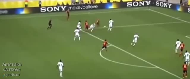 Watch and share Iniesta Dribbling GIFs by Эстетика Футбола on Gfycat