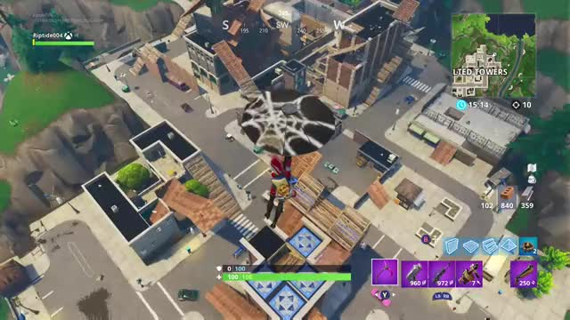 Watch this GIF by Gamer DVR (@xboxdvr) on Gfycat. Discover more FortniteBattleRoyale, Riptide004, xbox, xbox dvr, xbox one GIFs on Gfycat