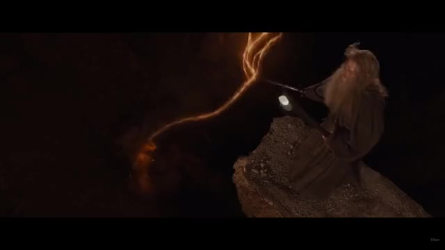 Watch gandalf GIF by @jackboom on Gfycat. Discover more related GIFs on Gfycat