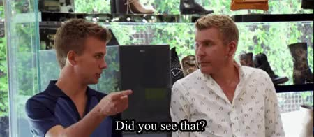 Watch and share Chrisley Knows Best GIFs and Brother X Sister GIFs on Gfycat