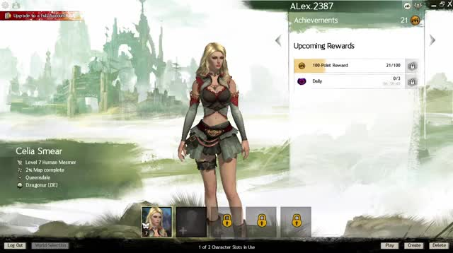 Watch and share Celia Guild Wars 2 GIFs on Gfycat