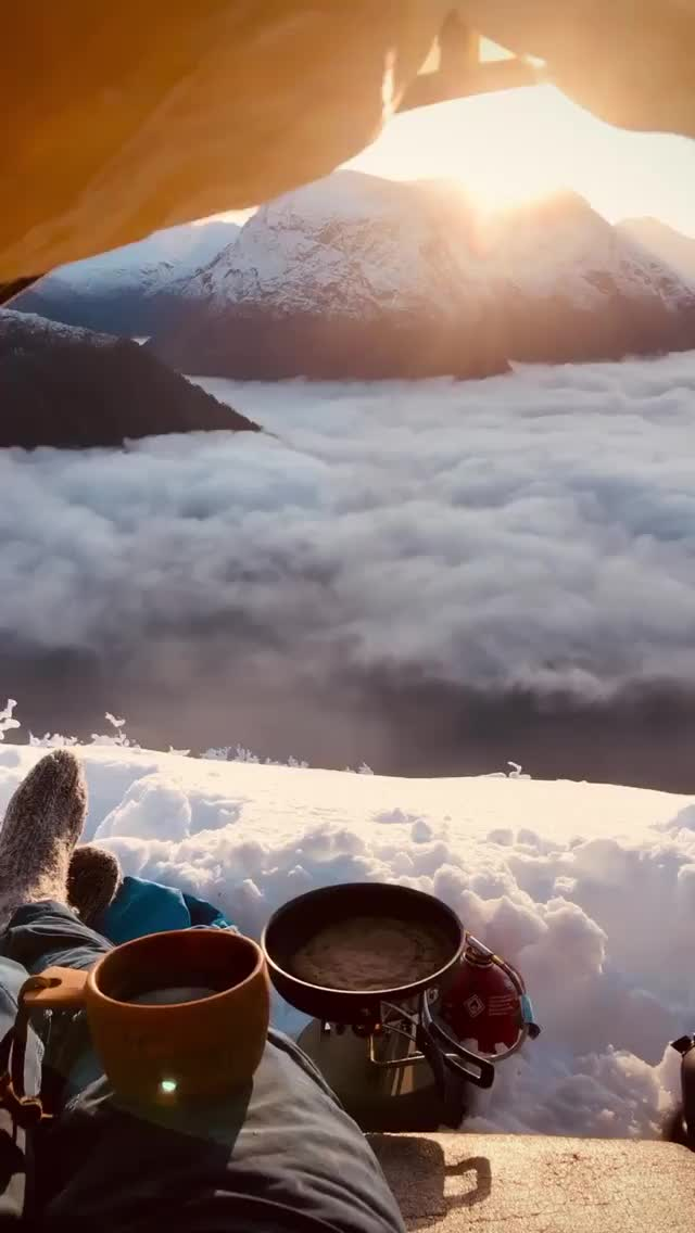 Watch and share Sunnmore Alps GIFs and Mountains GIFs by tracesofheaven on Gfycat