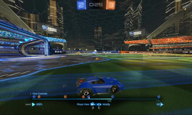 Watch and share Rocket League GIFs by Moddy on Gfycat