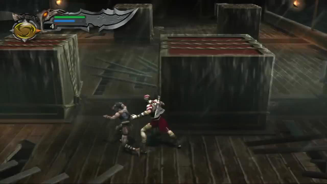 Collection, Game, GodofWar, Playstation3, collection, game, god, godofwar, godofwarcollection, playstation, playstation2, playstation3, ps2, ps3, war, God of War (Collection) Finishing Moves HD GIFs