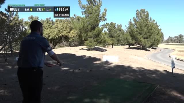 Watch 2019 LVC Round 4 Nate Sexton hole 7 drive GIF by Benn Wineka UWDG (@bennwineka) on Gfycat. Discover more dgpt, dgwt, disc, disc golf, mcbeast, nate sexton, paul mcbeth, pdga, simon lizotte, tournament GIFs on Gfycat