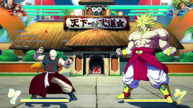 Watch ten GIF by @plasticguy on Gfycat. Discover more Dragon Ball FighterZ, dbfz GIFs on Gfycat