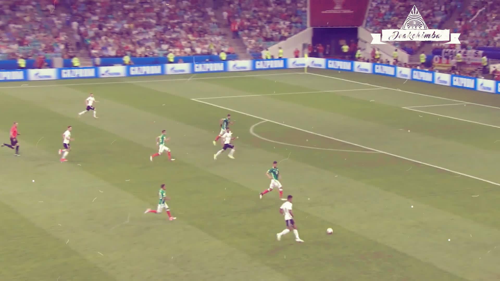 Mexico, Alemania 1 - 0 México GIFs