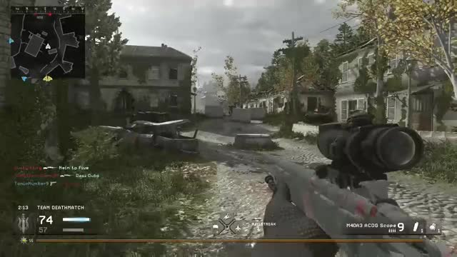 Watch and share Modern Warfare Remastered No Scope GIFs on Gfycat