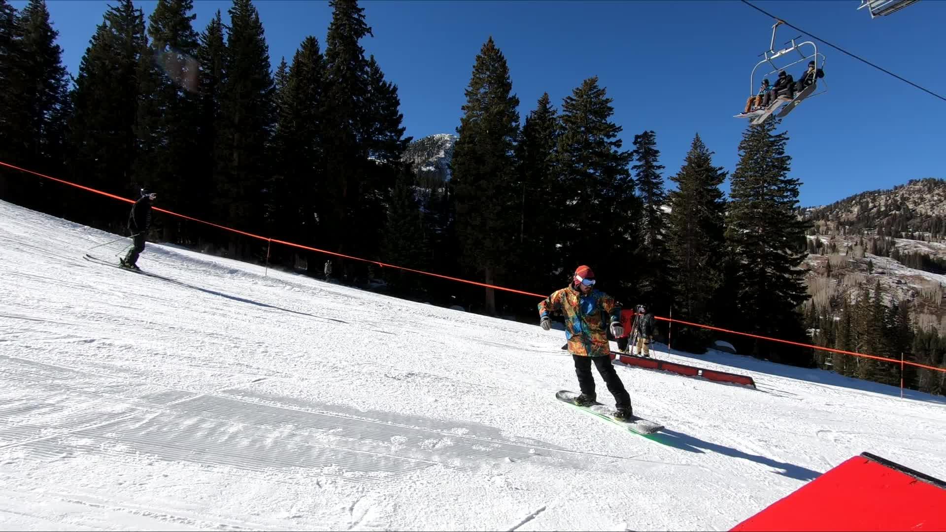 ski, skiing, snowboard, snowboarding, sports, Untitled GIFs