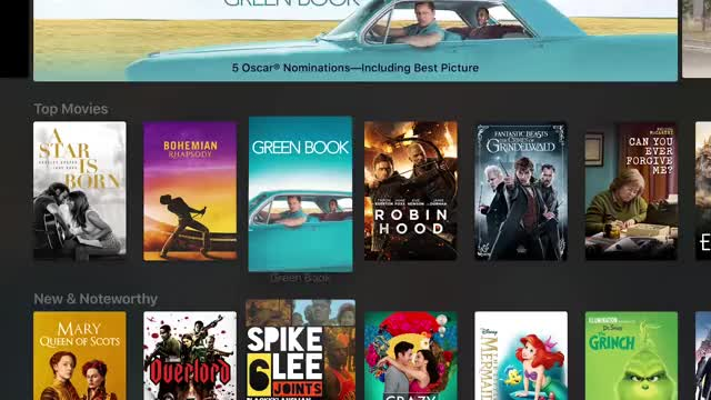 Review Apple TV 4K iTunes GIF by Domingo Gomes (@mingogomes