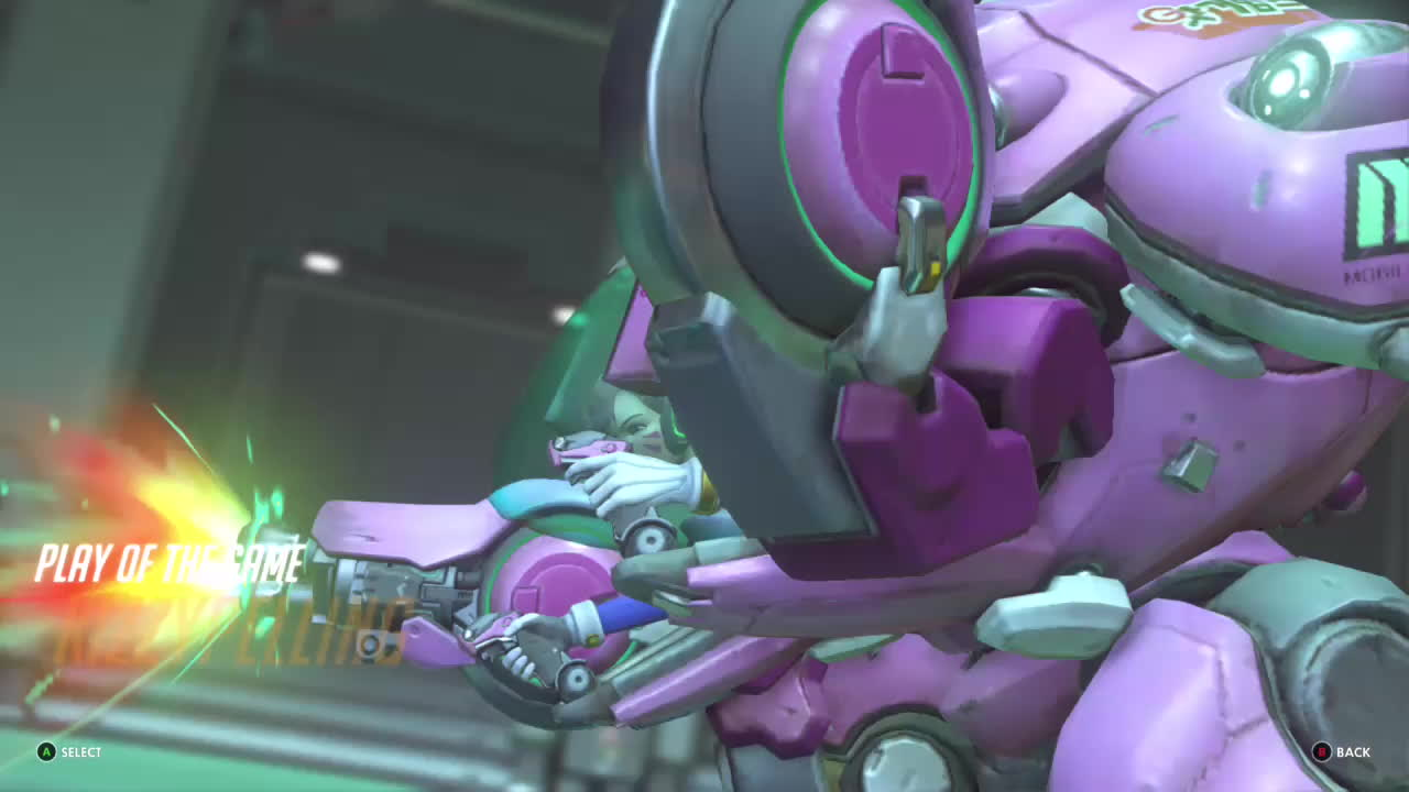 d.va, overwatch, potg, NERF THIS vs NERF THIS GIFs