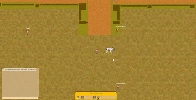 Watch and share Horse Game GIFs and Horse Mmo GIFs by unknownhero on Gfycat