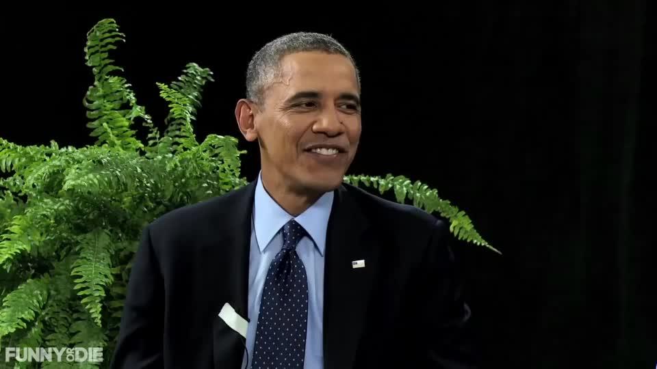 Barack Obama, HQRG, hqrg, President Grin GIFs