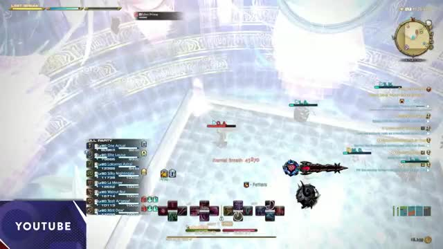 Watch and share Eden's Gate Resurrection SAVAGE GUIDE -- FFXIV Shadowbringers GIFs by Ratchanon Wimonchan on Gfycat
