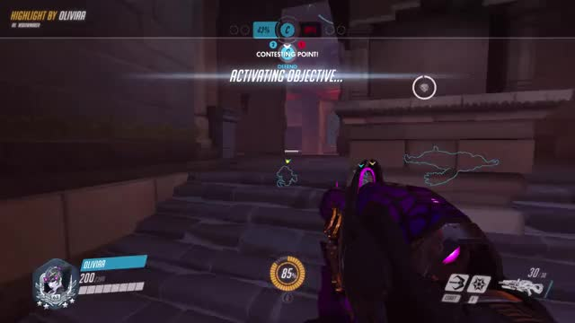 Watch and share Highlights GIFs and Widowmaker GIFs on Gfycat