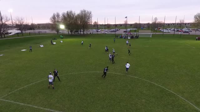 Watch Marquis Mason Jumpball Goal GIF by American Ultimate Disc League (@audl) on Gfycat. Discover more related GIFs on Gfycat