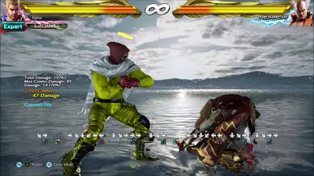 Watch Paul GIF on Gfycat. Discover more tekken GIFs on Gfycat
