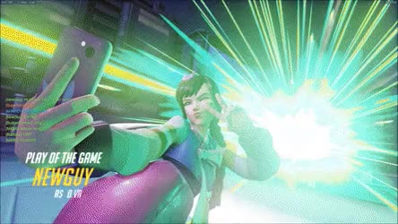Watch dva GIF on Gfycat. Discover more related GIFs on Gfycat