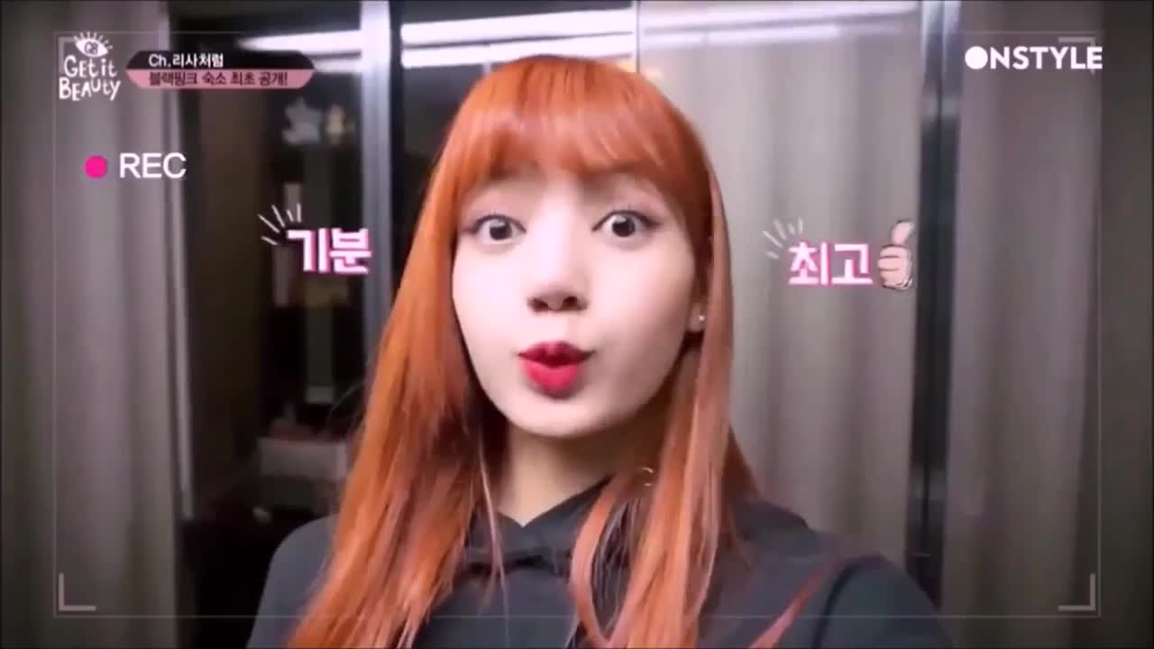 Blackpink Lisa Cute Gif By Dgd 12dgd12 Find Make Share