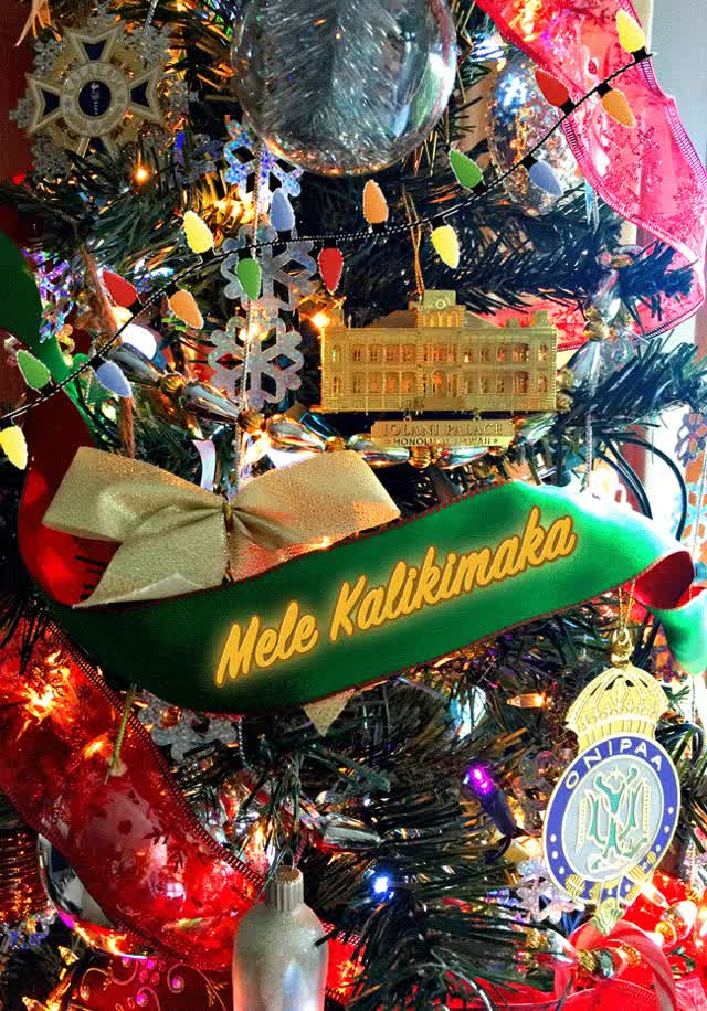 Watch and share Mele Kalikimaka Is The Thing To Say On A Bright Hawaiian Christmas Day GIFs on Gfycat