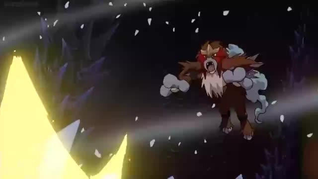 Watch and share Entei Dodge GIFs by doctorgecko on Gfycat
