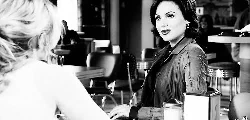 Watch 1x04 || 4x19 GIF on Gfycat. Discover more Regina Mills, Swan Queen, ep Lily, ep The Price of Gold, mine, ouatedit, reginamillsedit, sqgif, swanqueenedit GIFs on Gfycat