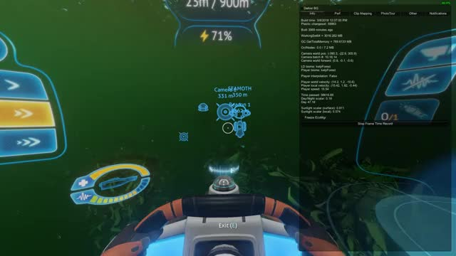 Watch Subnautica 03.10.2018 - 23.37.05.02.DVR GIF on Gfycat. Discover more related GIFs on Gfycat