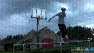 Watch and share Funny Basketball Fail GIFs on Gfycat