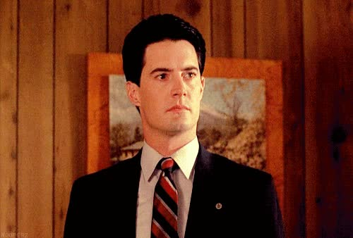Watch and share Dale Cooper GIFs on Gfycat