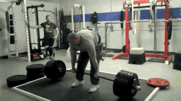 Watch and share Weightlifting animated stickers on Gfycat