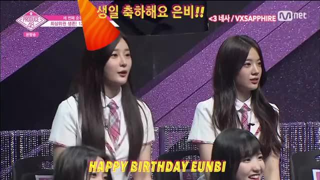 Watch Happy Birthday Eunbi GIF by Coraline (@vxsapphire) on Gfycat. Discover more eunbi, izone, kwon eunbi, produce 48, vxsapphire GIFs on Gfycat