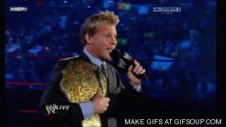 Chris Jericho World Champion