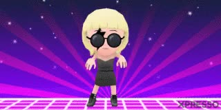 Watch and share Lady Gaga GIFs and Xpresso GIFs by sujith_cr on Gfycat