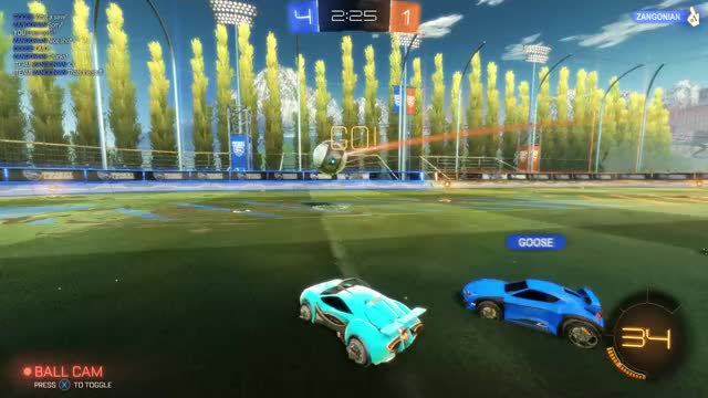 Watch and share Rocket League GIFs by itsfuntolose on Gfycat