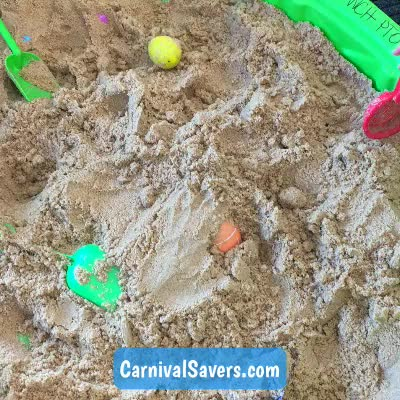 Watch and share Sandbox GIFs and Sand GIFs by Carnival Savers on Gfycat