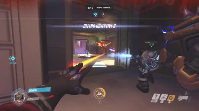 Watch and share Highlight GIFs and Overwatch GIFs by Bad mouse on Gfycat