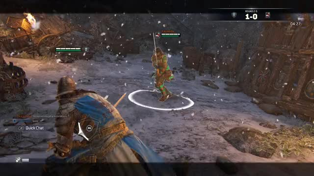 for honor starter edition campaign