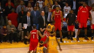 033007, 2000s, 200607, Basketball, Clutch, Kobe Bryant, Los Angeles Lakers, NBA, Three, gif, Kobe BryantLos Angeles Lakers GIFs