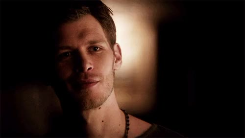 Watch and share The Vampire Diaries GIFs and Klaus Mikaelson GIFs on Gfycat