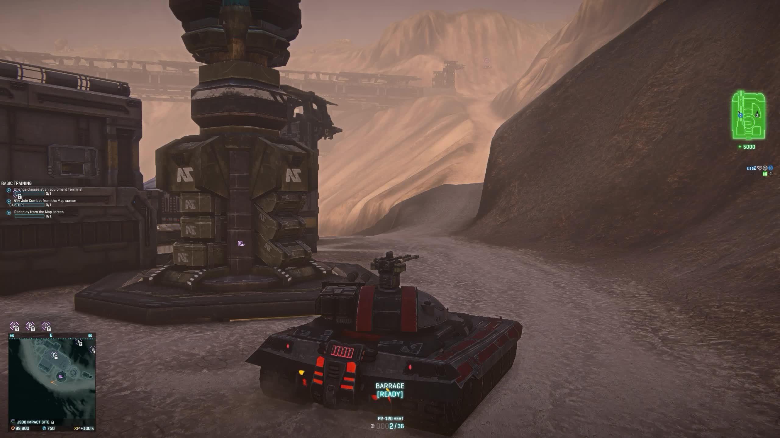gaming, planetside, planetside2, Prowler Barrage FX GIFs