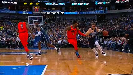 Watch Luka Dončić — Dallas Mavericks GIF by Off-Hand (@off-hand) on Gfycat. Discover more 123018 GIFs on Gfycat