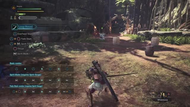 Monster Hunter: World long sword guide - Polygon