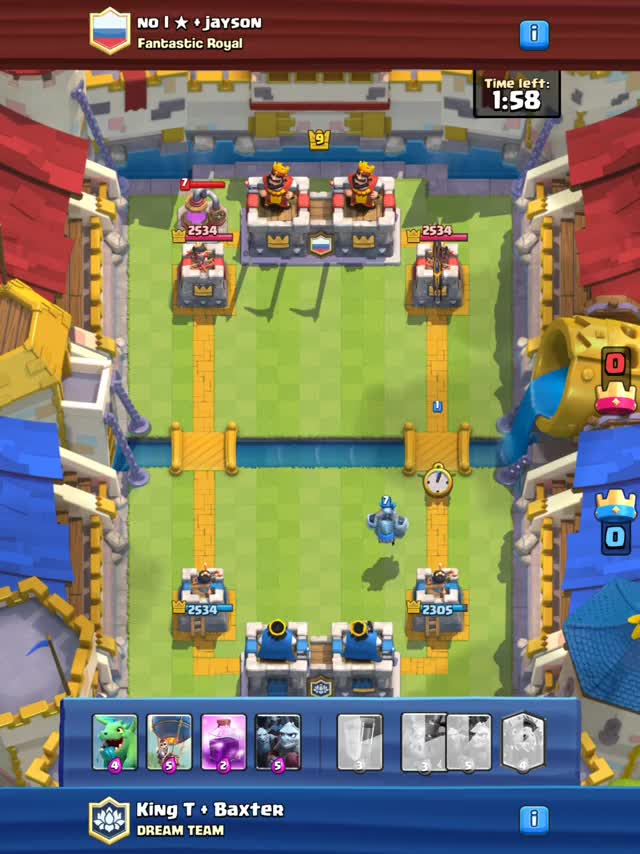 Watch and share All Air Deck GIFs and Clashroyale GIFs by King T Gaming on Gfycat