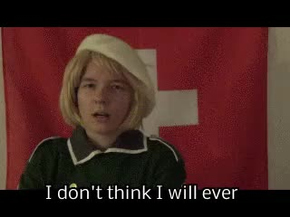 Watch Ask Switzerland GIF on Gfycat. Discover more I don't think so, I'm not sure if you did, aph switzerland, ask, at least kinda, cosplayswitzerlandaskblog, he barely trusts Liechtenstein..., hetalia switzerland, it's not like he trusts many people, this became depressing GIFs on Gfycat