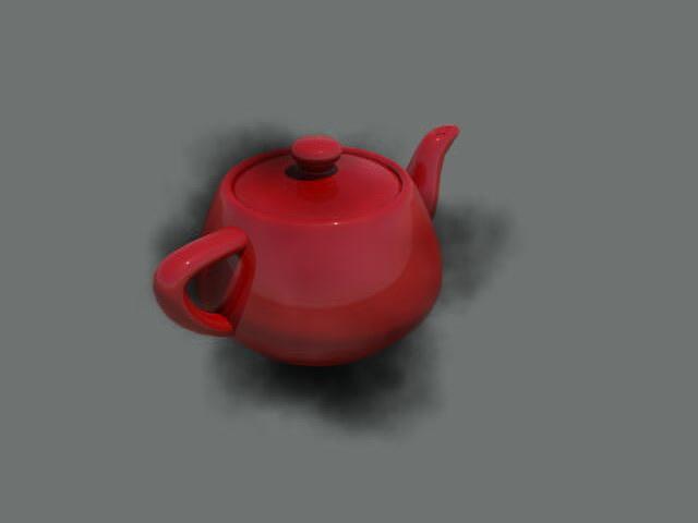 daily3d, Explosive Teapot GIFs