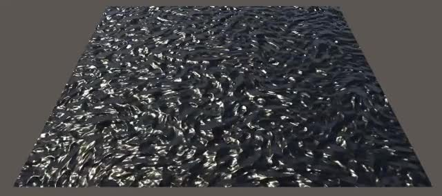 Watch and share Flow Water Normals GIFs by Catlike Coding on Gfycat