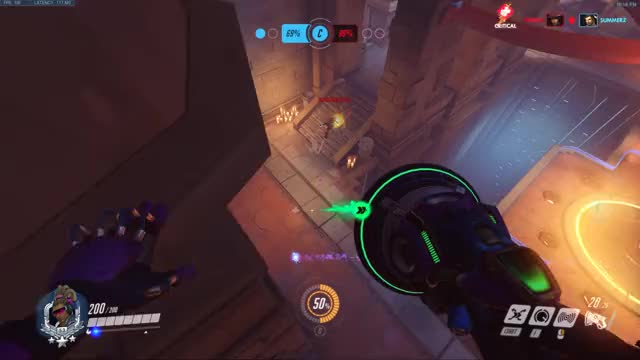 Watch vlc-record-2018-09-09-23h06m09s-Overwatch 2018.09.09 - 23.00.15.07.DVR.mp4- GIF on Gfycat. Discover more overwatch GIFs on Gfycat