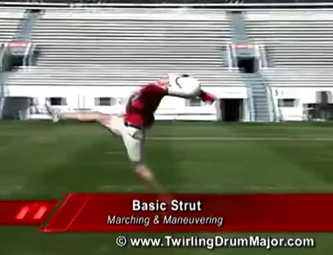 Watch and share Strut GIFs and Drum GIFs on Gfycat