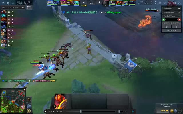 Watch and share High Skill Dota Play GIFs by agonheart on Gfycat